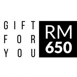 Gift Card RM650